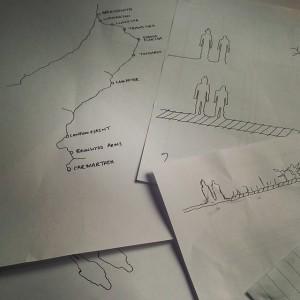 Russ's drawings