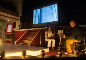 Duet with Joanna Bon and Ceri Rhys Matthews